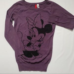 H&M Disney Minie Mouse sweater
